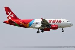 Airbus A319-112 Air Malta 9H-AEH