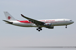Airbus A330-202 Air Algérie 7T-VJW