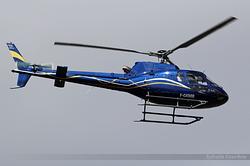 Aerospatiale AS-350B-2 Ecureuil Hélicoptères de France F-GKMB