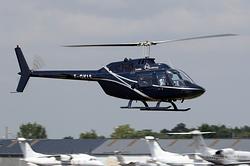 Bell AB-206B-2 JetRanger II Héliberté F-GKLS