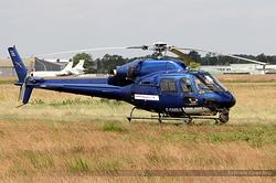 Aerospatiale AS-355N Ecureuil 2 Hélicoptères de France F-GMBA