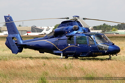 Eurocopter AS-365N-3 Dauphin 2 F-HUGO