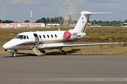Cessna 650 Citation VII Stuttgarter Flugdienst D-CMPI
