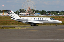 Cessna 525C Citation CJ4 OE-GTI