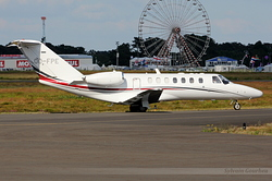 Cessna 525B Citation CJ3 OO-FPE