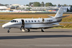 Cessna 560XL Citation Excel Aliven I-BEDT
