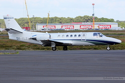 Cessna 560 Citation Ultra 9H-VLZ