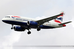 Airbus A319-131 British Airways G-EUPB