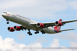 Airbus A340-642 Virgin Atlantic Airways G-VWIN
