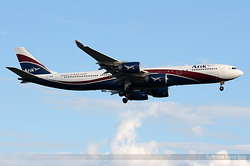 Airbus A340-542 Arik Air CS-TFW