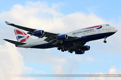 Boeing 747-436 British Airways G-BYGD