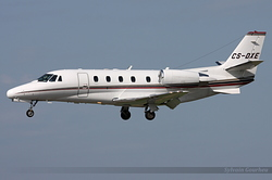 Cessna 560XL Citation XLS NetJets CS-DXE