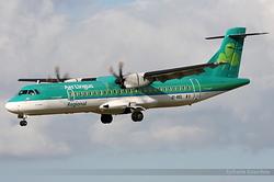 ATR-72-500 Aer Lingus Regional EI-REL