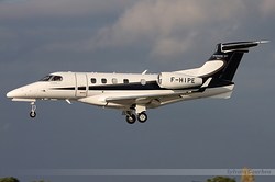 Embraer EMB-505 Phenom 300 Pan Européenne Air Service F-HIPE