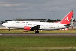 Boeing 737-4K5 Alba Star EC-LNC