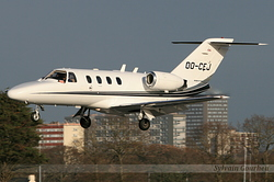 Cessna 525 CitationJet ASL - Air Service Liege OO-CEJ