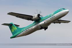 ATR-72-500 Aer Lingus Regional EI-REM
