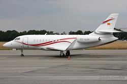 Dassault Falcon 2000LX Corporatejets XXI EC-LGV