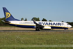 Boeing 737-8AS Ryanair EI-DPP