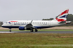 Embraer ERJ-170ST British Airways (BA CityFlyer) G-LCYE