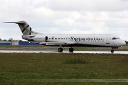 Fokker 100 PRiMA Aero Trasporti Italiani (Eagles Airlines) I-GIOI