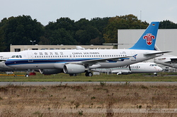 Airbus A320-232 China Southern Airlines B-6812 / D-AVVD