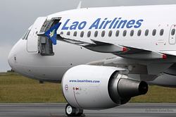 Airbus A320-214 Lao Airlines RDPL-34188