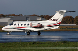 Raytheon Hawker 400XP NetJets Europe CS-DMM