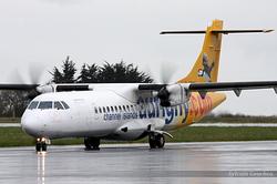 ATR 72-500 Aurigny Air Services G-VZON
