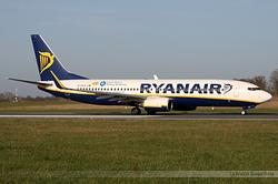 Boeing 737-8AS Ryanair EI-DLH