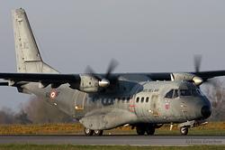 CASA CN-235-200M Armée de l'Air 072 / 62-IF / F-RAIF