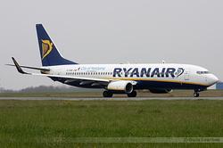 Boeing 737-8AS Ryanair EI-EBK