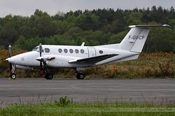 Beech Super King Air 200 F-GOCF