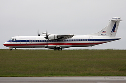 ATR 72-212A Nordic Aviation N533AT