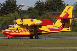 Canadair CL-415 Sécurité Civile F-ZBFP / 31
