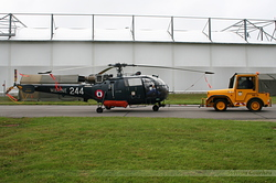 Sud-Aviation SA-319B Alouette III Marine Nationale 244