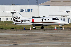 Gates Learjet 24D N24TK