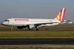 Airbus A320-211 Germanwings D-AIQS