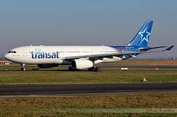 Airbus A330-243 Air Transat C-GTSZ