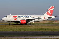 Airbus A319-112 CSA Czech Airlines OK-NEN