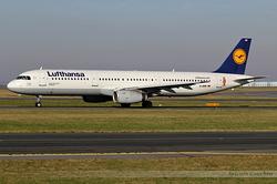 Airbus A321-131 Lufthansa D-AIRY