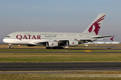 Airbus A380-861 Qatar Airways A6-APA
