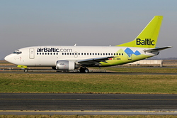 Boeing 737-522 Air Baltic YL-BBN