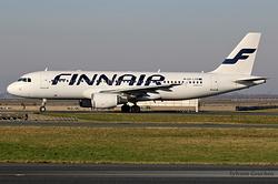 Airbus A320-214 Finnair OH-LXB