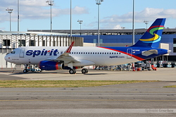Airbus A320-232 Spirit Airlines N638NK