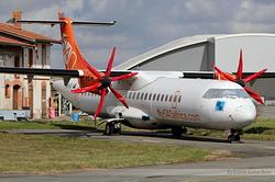 ATR 72-500 Fly540 D2-FLY
