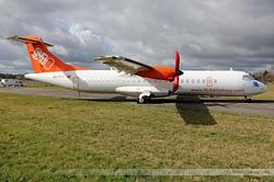 ATR 72-500 Fly540 9G-FLY