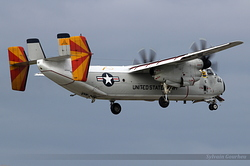Grumman C-2A Greyhound US Navy 162143 / 44