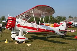 Waco UPF-7 F-AZLC