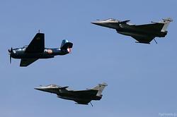 Formation Rafale & Avenger